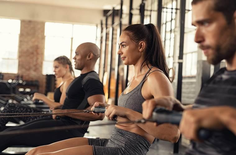 work out, working out, working out in the gym, work out session, acne, work out and acne, what causes acne, preventing acne, things to know, indian express, indian express news