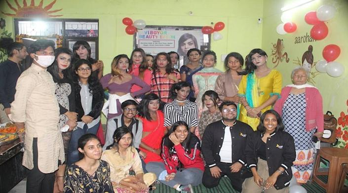 According to the TransCreations team, the project managed to successfully sensitise over 6,700 individuals and has imparted skills to over 200 transgender people till now.