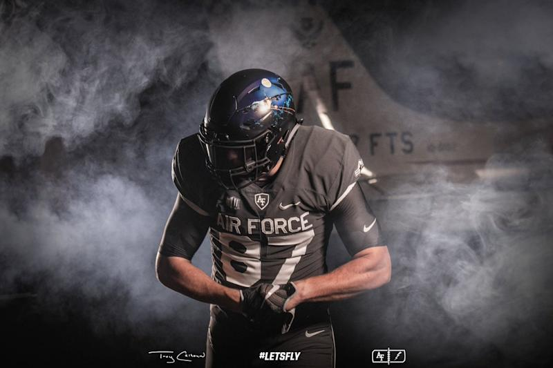 Air Force S New Alternate Uniforms Are Fantastic Photos