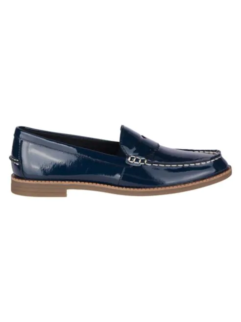 Sperry Women's Waypoint Patent Leather Penny Loafers