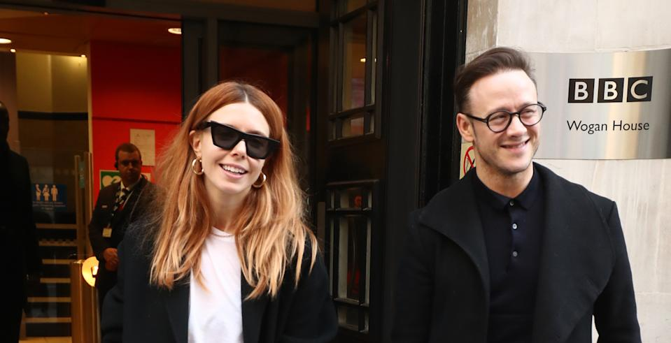 Strictly 2018 champions Stacey Dooley and Kevin Clifton are now dating (Credit: PA Images)
