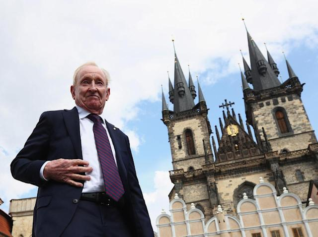 The first Laver Cup will be held in Prague this weekend (Getty)