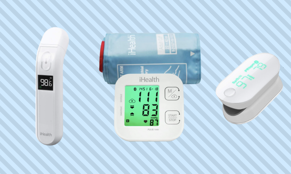 Save big on home health monitoring gear —but only for today! (Photo: Amazon)