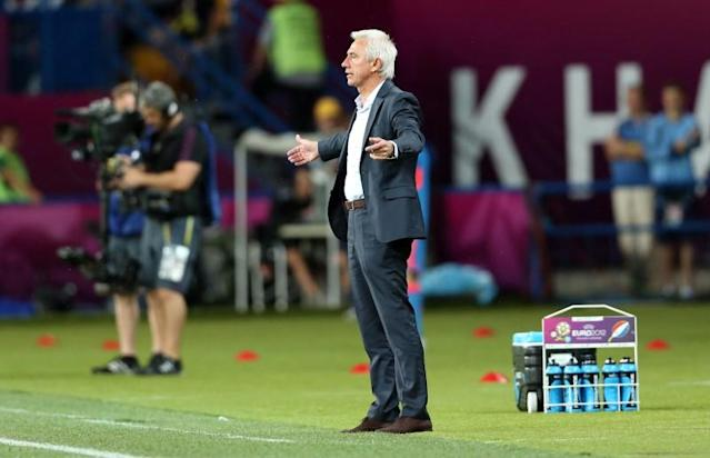 File photo of Bert Van Marwijk. Mandatory Credit: Action Images / Carl Recine
