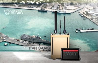 Citadel Defense pioneered a new proprietary radiofrequency detection method using AI and deep learning which offers significant benefits over traditional library scanning methods and demodulation solutions offered by other C-UAS sensor providers.
