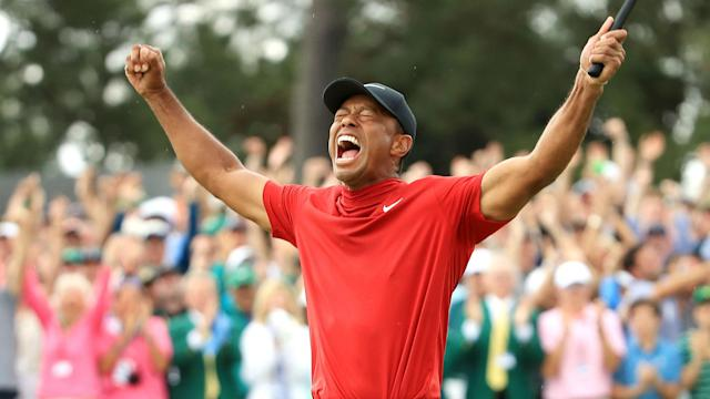 Masters champion Tiger Woods will approach the remaining majors this year with added confidence after delivering at Augusta.