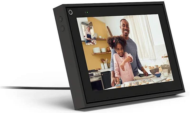 Facebook Portal Mini Smart Video Calling Touch Screen Display with Alexa (Photo via Amazon)