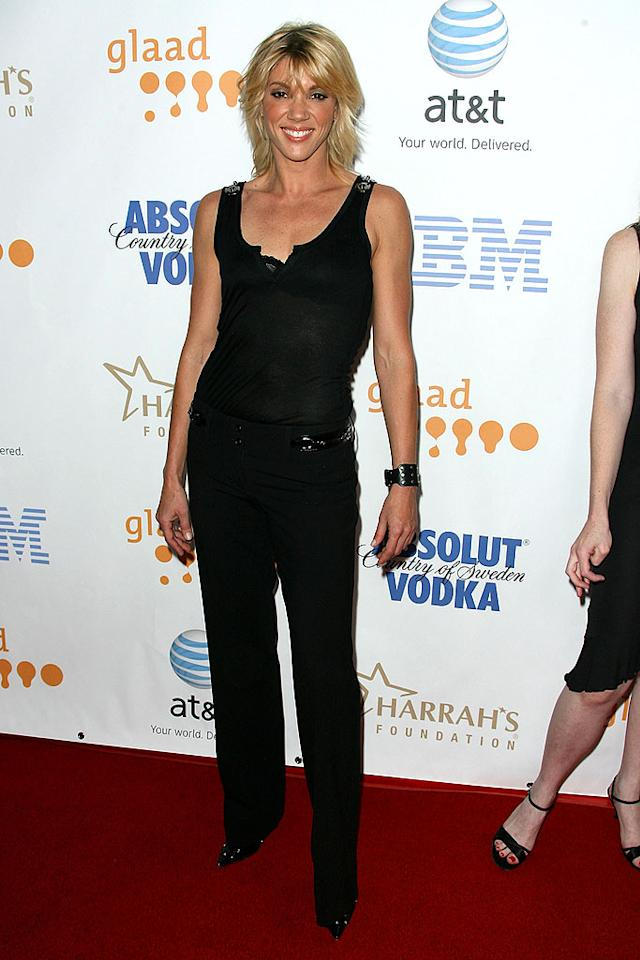 """Jackie Warner, the star of Bravo's reality series """"Work Out,"""" isn't shy about showing off her buff bod. Jordan Strauss/<a href=""""http://www.wireimage.com"""" target=""""new"""">WireImage.com</a> - April 26, 2008"""