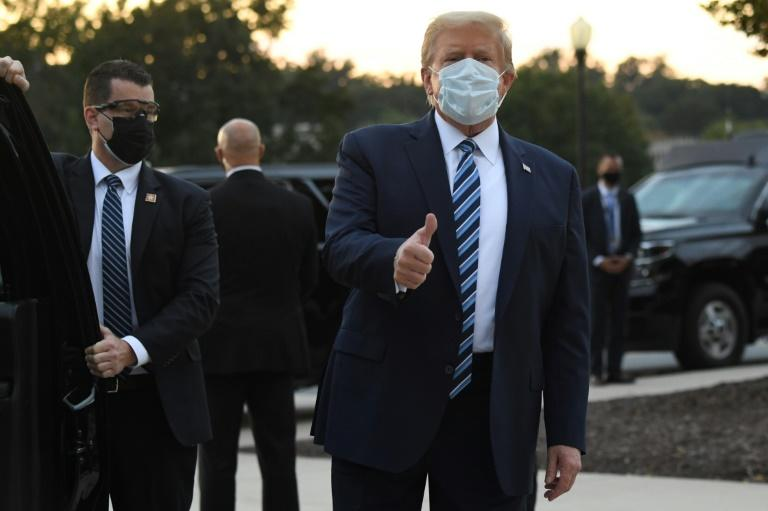 Is Trump ready to hit the campaign trail? Here's what doctors say