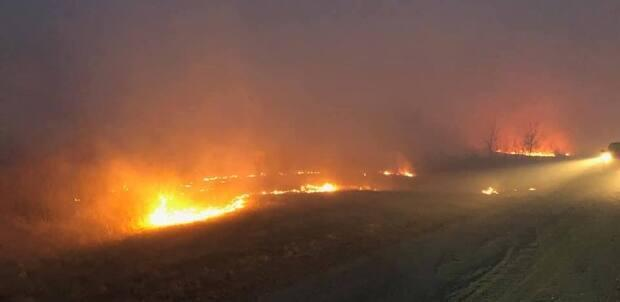The Foam Lake Fire Department has responded to three grass and bush fires so far this week.