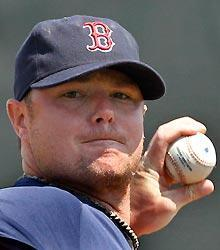 Red Sox starter Jon Lester is prepared for the first opening-day start of his career