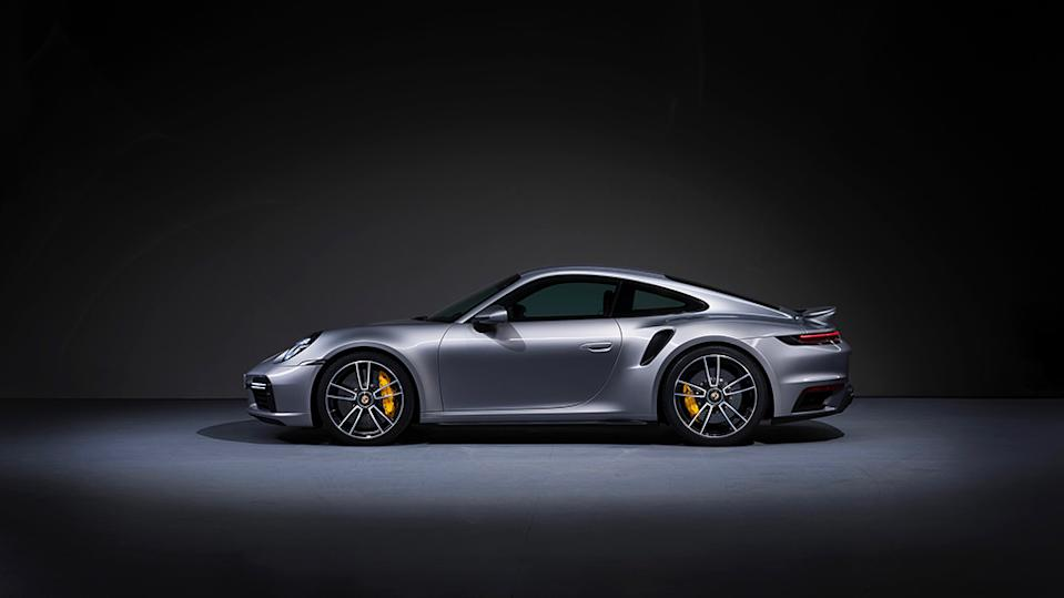 The New Porsche 911 Turbo S Is The Fastest Most Powerful Edition Yet