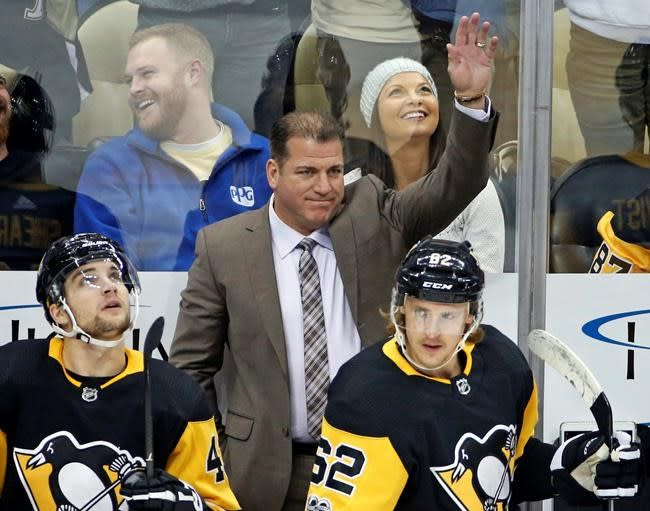 Devils hire Mark Recchi as assistant on Lindy Ruff's staff