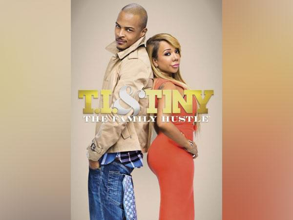 Poster of 'T.I. and Tiny: Friends and Family Hustle'