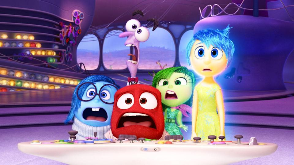 A film that simultaneously caters to children and adults is absolutely perfected in <em>Inside Out</em>. After Riley moves to San Francisco with her family, she gradually learns how to manage her many emotions (including Joy, Sadness, Fear, Disgust, and Anger). Having to make sense of a wide range of feelings is something <em>anyone</em> can relate to experiencing.