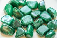 """<p><strong>Luana Gemstones</strong></p><p>etsy.com</p><p><strong>$3.27</strong></p><p><a href=""""https://go.redirectingat.com?id=74968X1596630&url=https%3A%2F%2Fwww.etsy.com%2Flisting%2F789473772%2Fmalachite-tumble-stones-high-quality&sref=https%3A%2F%2Fwww.cosmopolitan.com%2Flifestyle%2Fg36109771%2Fcrystals-for-cancer-sign%2F"""" rel=""""nofollow noopener"""" target=""""_blank"""" data-ylk=""""slk:Shop Now"""" class=""""link rapid-noclick-resp"""">Shop Now</a></p><p>Malachite amplifies your powerful inner purpose, turning you into the fiercest version of yourself. It takes no prisoners and no BS! Keep this stone near you for help resisting self-sabotage or destructive behaviors.</p>"""