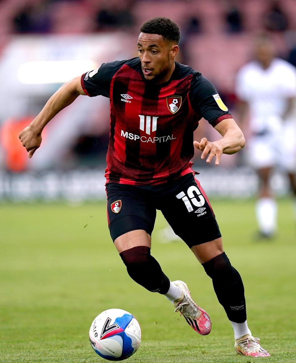 AFC Bournemouth's Arnaut Danjuma is a target for Liverpool (Adam Davy/PA) (PA Wire)