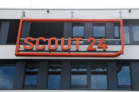 The headquarters of Scout24 is pictured in Munich