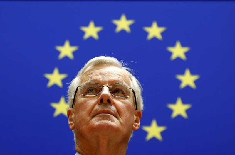 Brexit talks will be tough and short, but deal possible: EU's Barnier