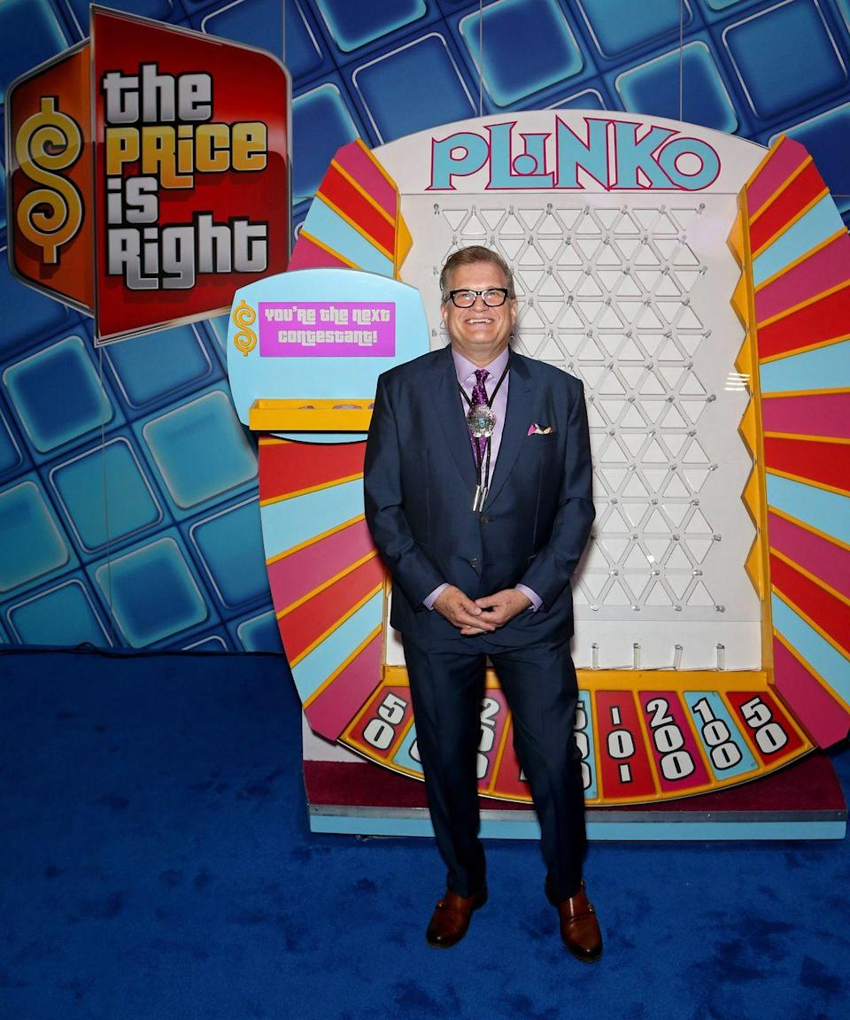 """<p><em>The Price Is Right </em>host got his start doing stand up and <a href=""""https://youtu.be/jvez9SorrFY?t=161"""" rel=""""nofollow noopener"""" target=""""_blank"""" data-ylk=""""slk:appeared several times"""" class=""""link rapid-noclick-resp"""">appeared several times</a> on <em>Star Search </em>back in 1988.</p>"""