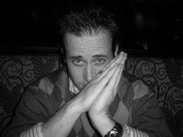 An undated photo of Travis Alexander that he posted to his MySpace page.