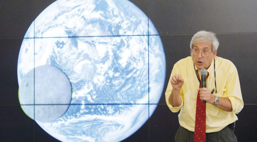 Earth Scientists Are Freaking Out. NASA Urges Calm.
