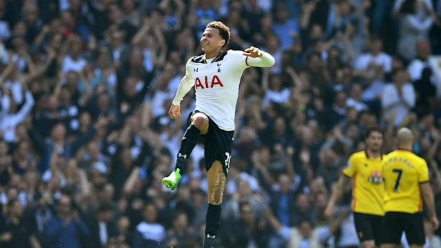 Mauricio Pochettino believes Tottenham star Dele Alli is one of the best young players in Europe.