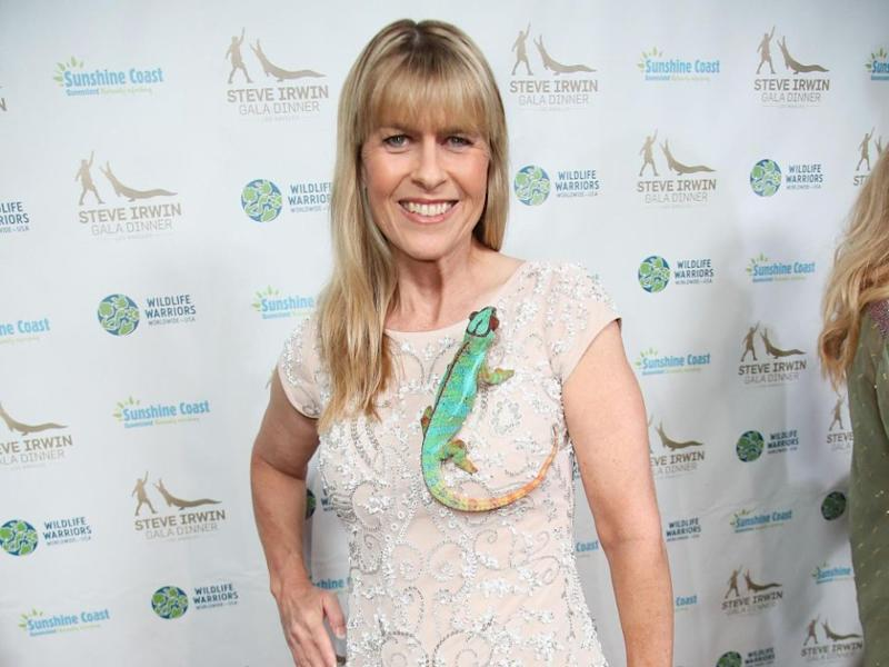 Terri Irwin has hinted she may be ready to find love again after sharing a cryptic post online. Source: Getty