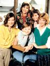 """<p>Around the age of 10, I became obsessed with Emma and Jennie from <em>Kate and Allie</em>. The two best friends who lived together, while their cool divorcee moms raised them in Greenwich Village, was about as far away as you could get from the small town in Arizona where I was living with my single father and older brother. It was THE show for me about how teenage girls were supposed to dress and act. I, of course, wanted to feel a connection to social butterfly Jennie (even though I would never allow anyone to call me Jenny) because of the closeness in name, but deep down I really related to cynical Emma. They had stylish clothes, """"hot"""" boyfriends, and the coolest moms … and I was 10, what did I know? –Jennifer Fox <br>(Credit: Everett Collection)</p>"""