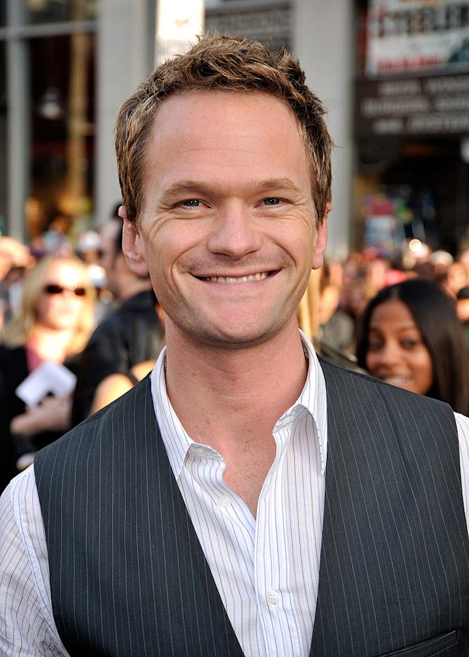 "<a href=""http://movies.yahoo.com/movie/contributor/1800024845"">Neil Patrick Harris</a> at the Los Angeles premiere of <a href=""http://movies.yahoo.com/movie/1809752801/info"">Star Trek</a> - 04/30/2009"