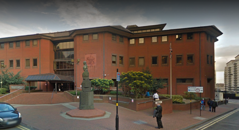 The case was heard at Birmingham Crown Court (Picture: Google)