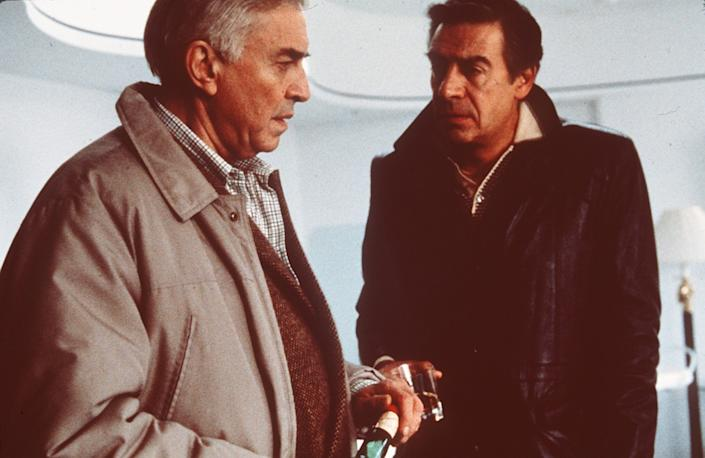 'Crimes and Misdemeanors'