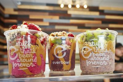 SoCal based everbowl(TM) earns national accolades for innovation in the quick-serve segment, ranking 21st on the Fast Casual 2019 Top 100 Movers and Shakers in America list.