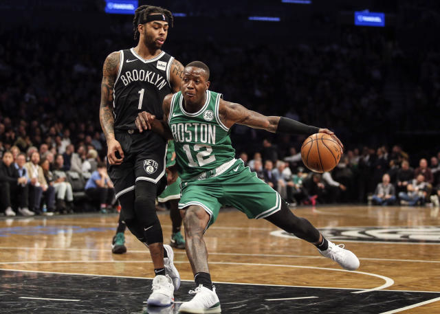 "<a class=""link rapid-noclick-resp"" href=""/nba/players/5476/"" data-ylk=""slk:Terry Rozier"">Terry Rozier</a> will reportedly join the Charlotte Hornets. (Reuters)"
