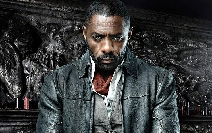 Idris Elba is The Gunslinger in 'The Dark Tower' - Credit: Sony Pictures/EW