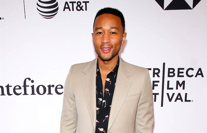 John Legend May Have Responded to Kanye's Pro-Trump Stance