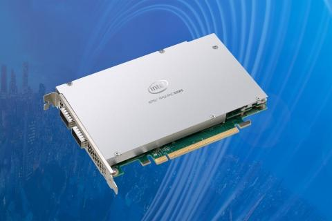 Intel Announces Next-Generation Acceleration Card to Deliver 5G