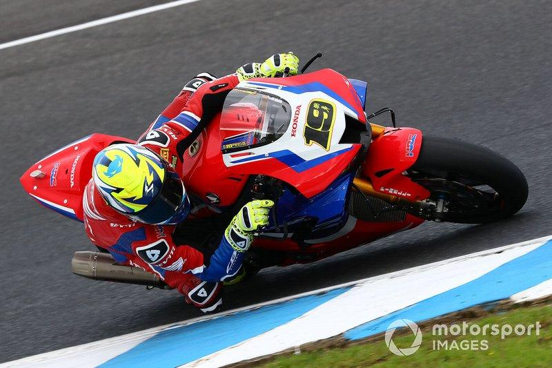 "Alvaro Bautista, Team HRC<span class=""copyright"">Gold and Goose / Motorsport Images</span>"