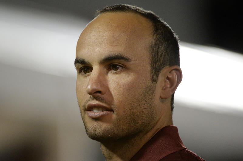 U.S. soccer legend Landon Donovan is the first manager of the USL Championship side San Diego Loyal. (Aaron Ontiveroz/Getty)