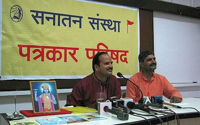 Mosque's loudspeakers mightier than law: Sanatan Sanstha accuses Mumbai Police of no action