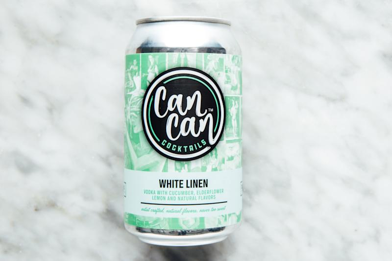 6 Canned Cocktails to Bring with You Everywhere This Summer