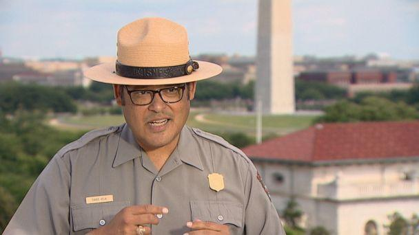 PHOTO: Acting National Park Service Director David Vela. (ABC News)