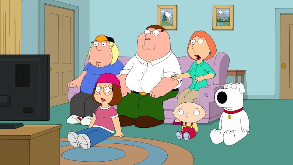 Family Guy is known for being controversial