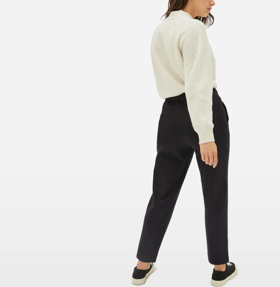 Everlane The Dream Pant in Black