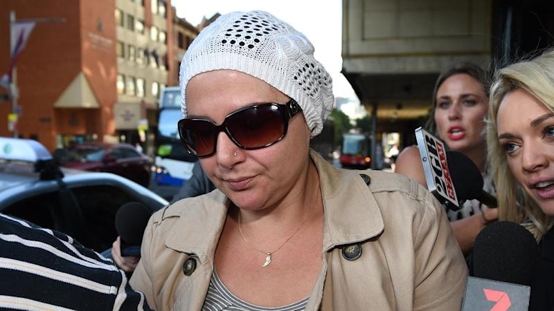 Lindt gunman Man Haron Monis's former girlfriend is due in court for the verdict in her murder trial