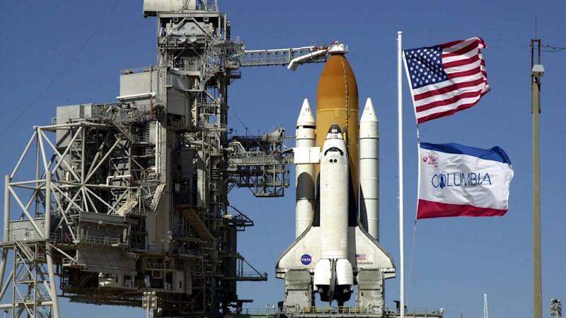US space Shuttle Colombia. Image credit: Wikipedia