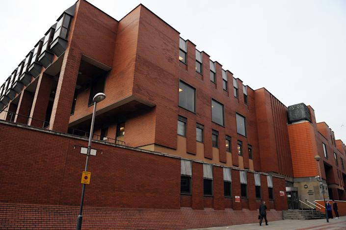 A general view of Leeds Crown Court.   (Photo by Anna Gowthorpe/PA Images via Getty Images)