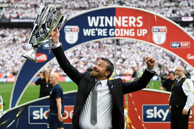 Slavisa Jokanovic tells Fulham to 'show me the money' and be ambitious in the transfer window after Premier League promotion