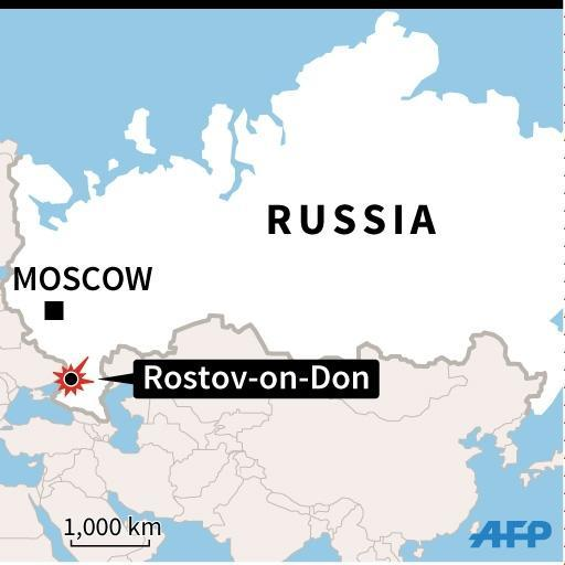 Russian investigators said the plane hit the ground at a speed of 370 miles per hour (AFP Photo/Jonathan Jacobsen)