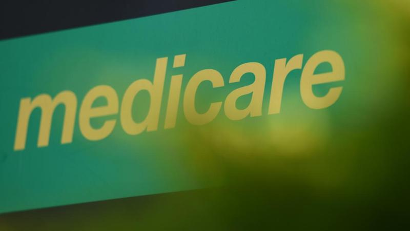 No action has been taken to stop a Medicare outsourcing project, according to the health department.